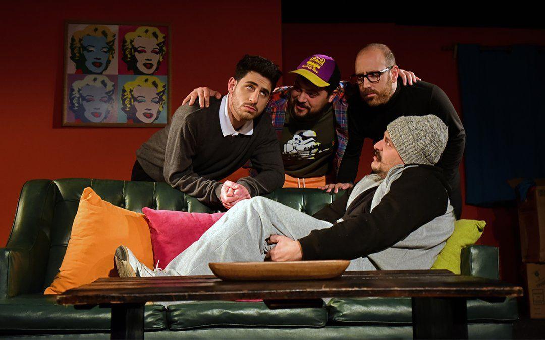 No te pierdas en el teatro La Gringa la comedia negra Penas de muerte