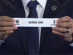 Nacional enfrentará a Inter de Porto Alegre por octavos de la Copa Libertadores