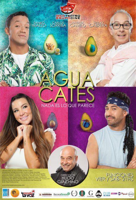 Llega a Uruguay Aguacates, la comedia éxito en España