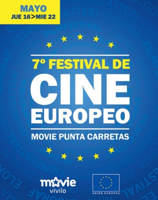 7° Festival de cine europeo en Movie Punta Carretas