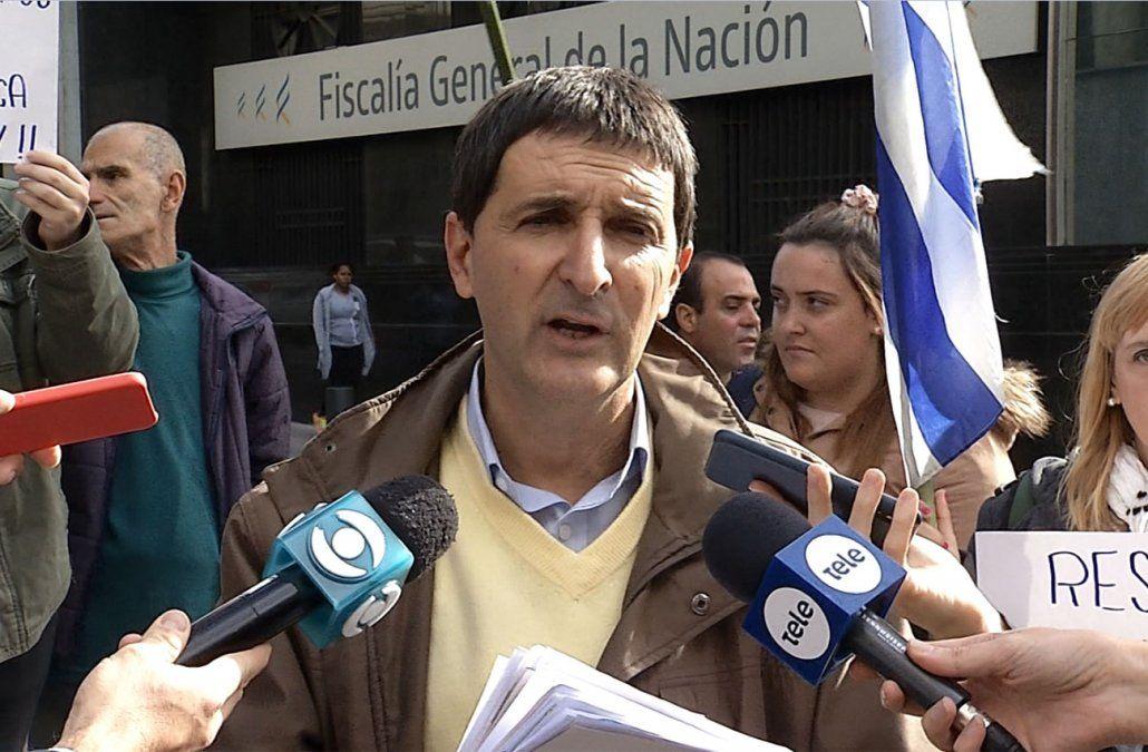 Iafigliola declara en Fiscalía tras ser denunciado por su campaña contra la ley trans