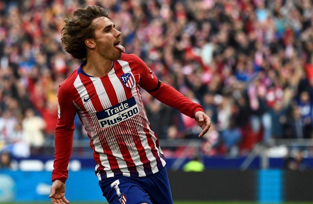 Griezman también se va del Atlético Madrid y podría llegar al Barcelona