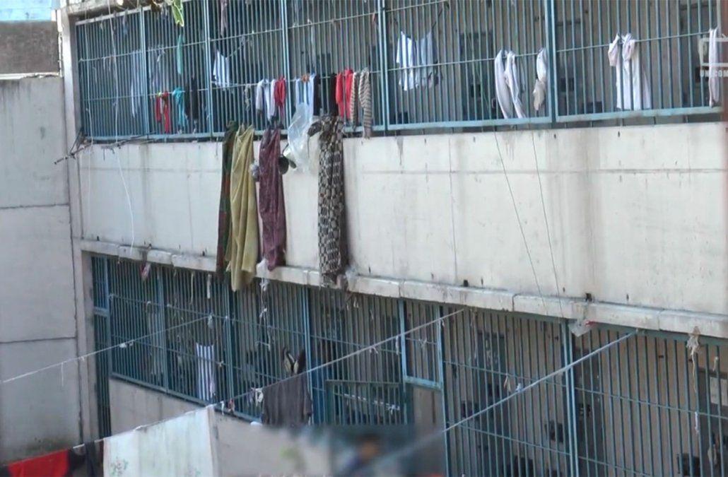 Foto: Módulo 8 del ex penal Comcar