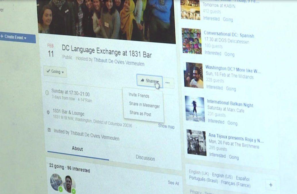 Facebook restringirá a los usuarios la transmisiones de vídeos en vivo