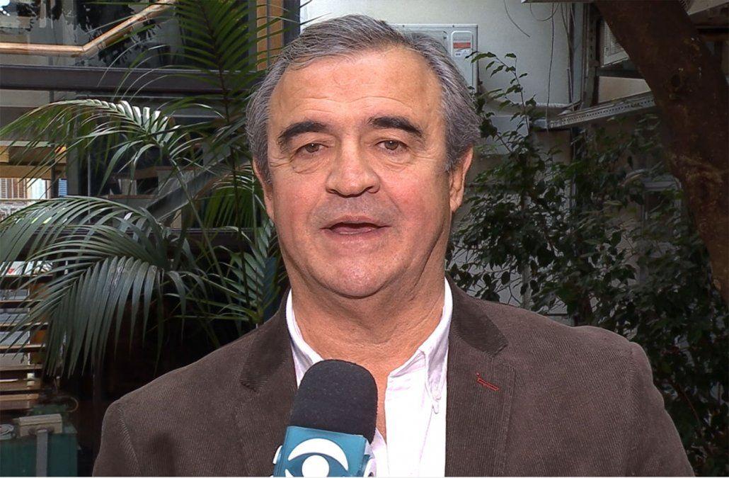 Nos vemos el 30 de junio cuando se abran las urnas, respondió Larrañaga