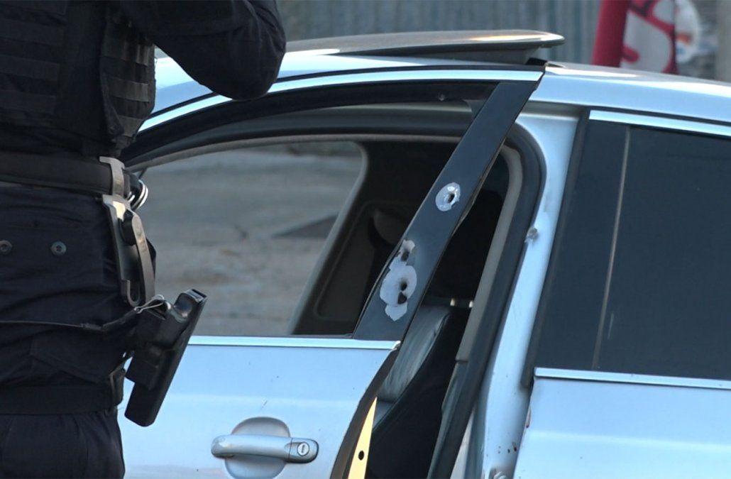 Balearon en San Carlos a El Kane, conocido delincuente que había salido de la cárcel