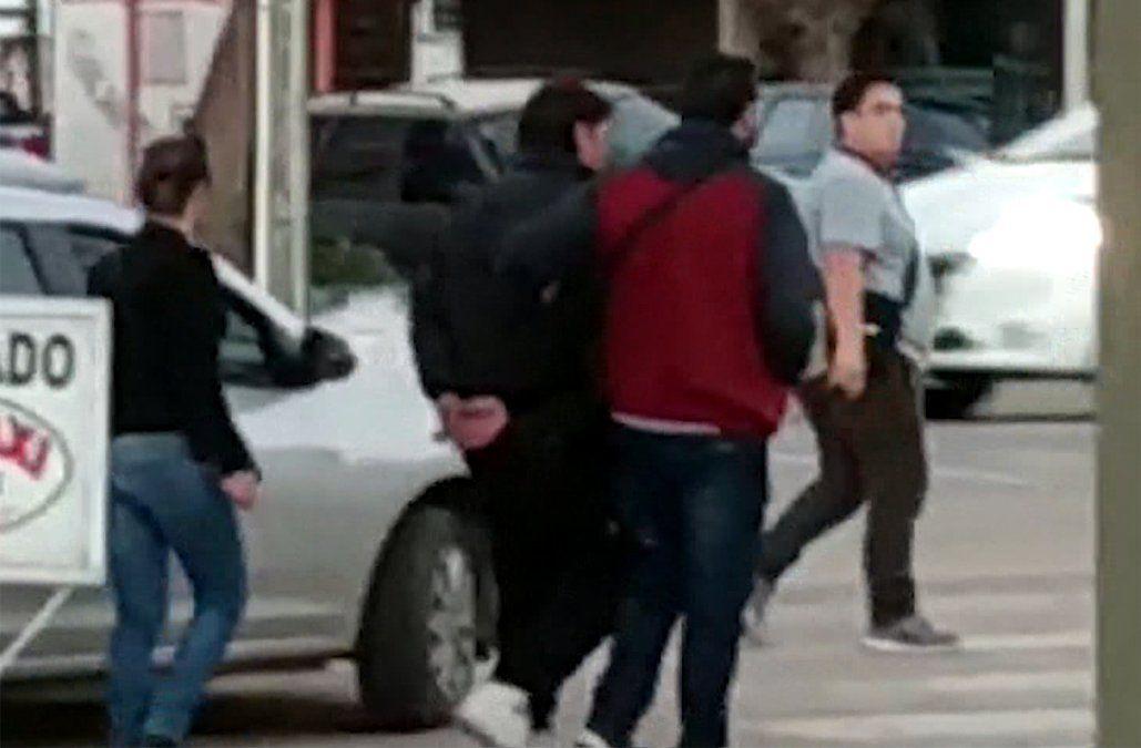 Detuvieron en el Chuy al sospechoso de haber asesinado a una anciana en Castillos