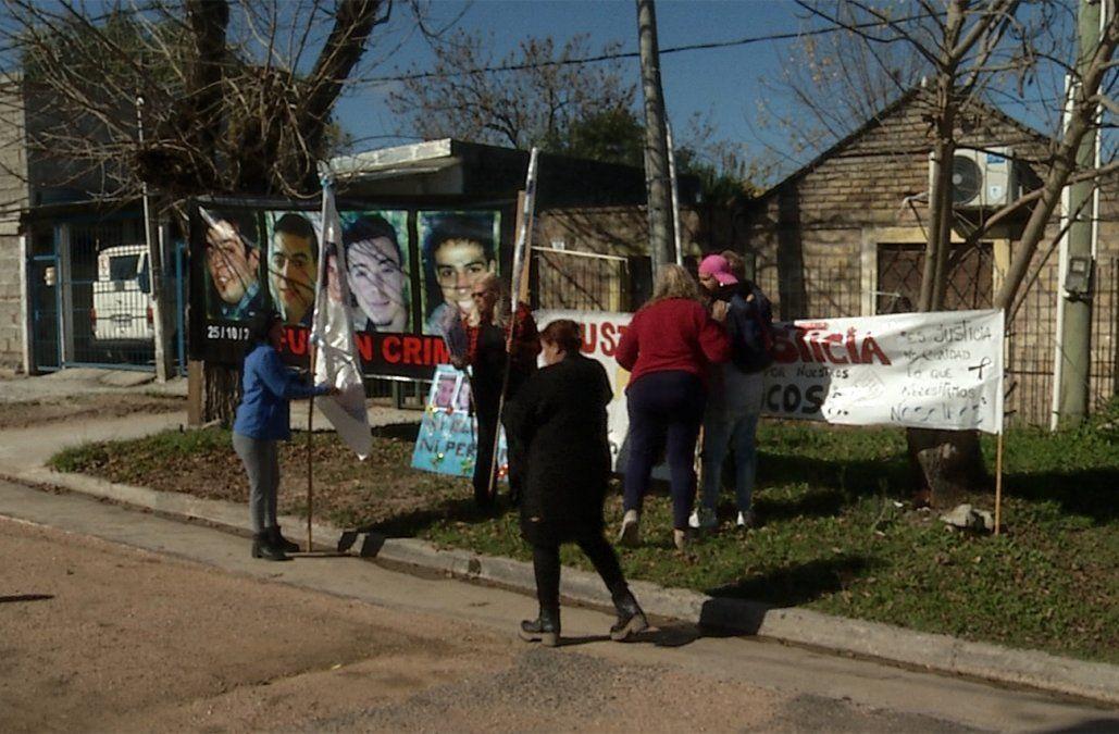Incendio en Meteoro: familiares de víctimas califican acuerdo abreviado como tomadura de pelo