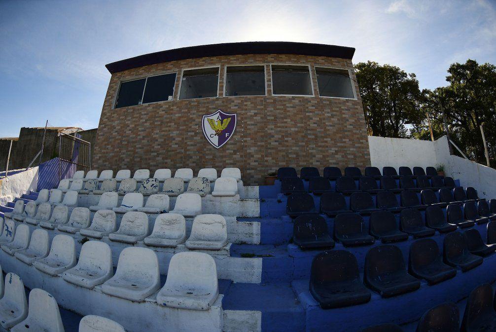 En el Parque Capurro solo habrá 800 hinchas de Peñarol este sábado desde la hora 15.30