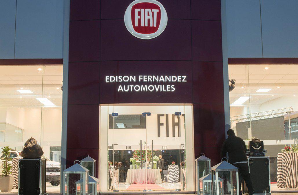 Fiat Uruguay tiene una nueva concesionaria y un nuevo modelo