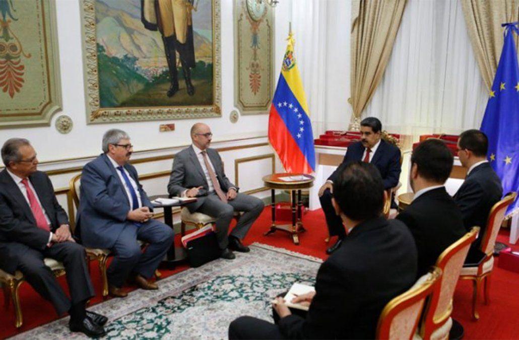 Foto: Publicada por el gobierno de Venezuela.