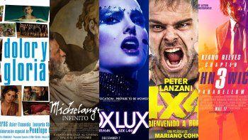 Para ver en el cine: los recomendados de Jackie Rodríguez Stratta
