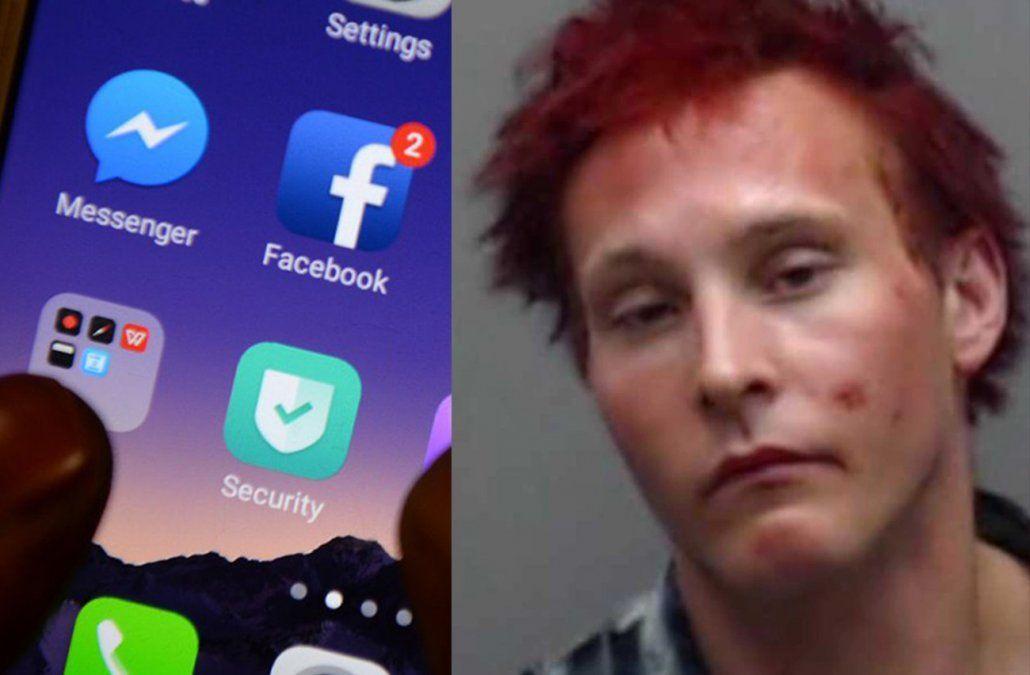 Atrapan a fugitivo en Canadá luego de que reveló su ubicación en Facebook