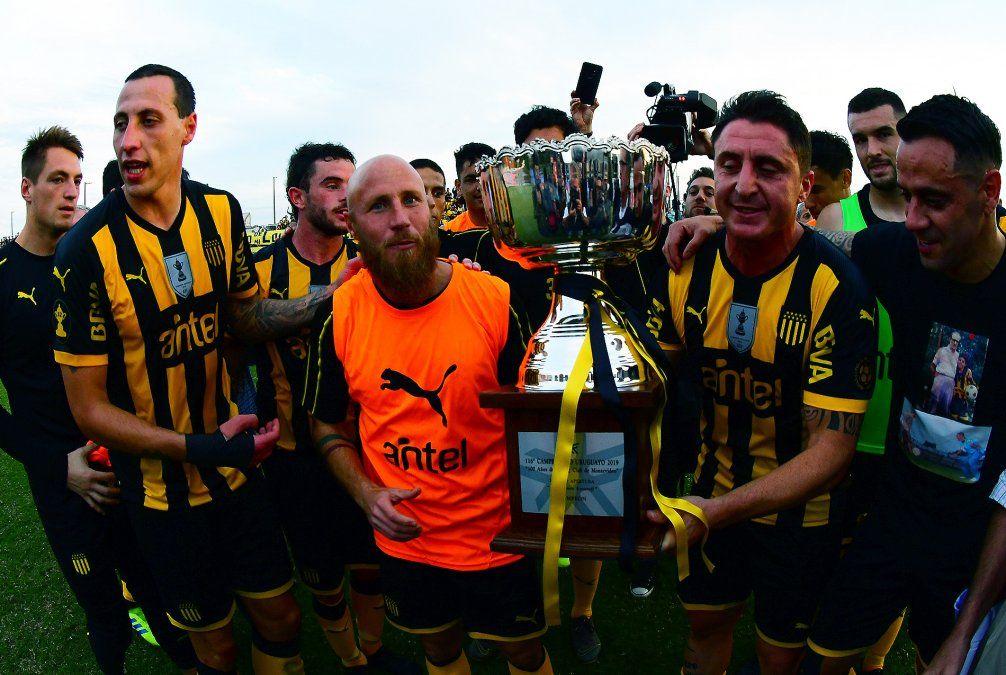 Peñarol le ganó a Fénix y es el campeón del Torneo Apertura 2019