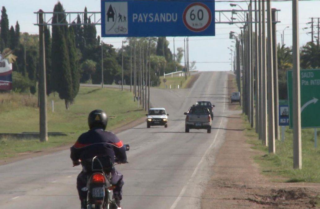 Un hombre de 42 años marchó a prisión por abusar de su hija de 14 en Paysandú