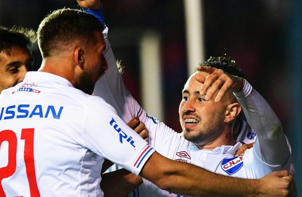 Rodrigo Amaral le dio la victoria al equipo tricolor en el Parque Central