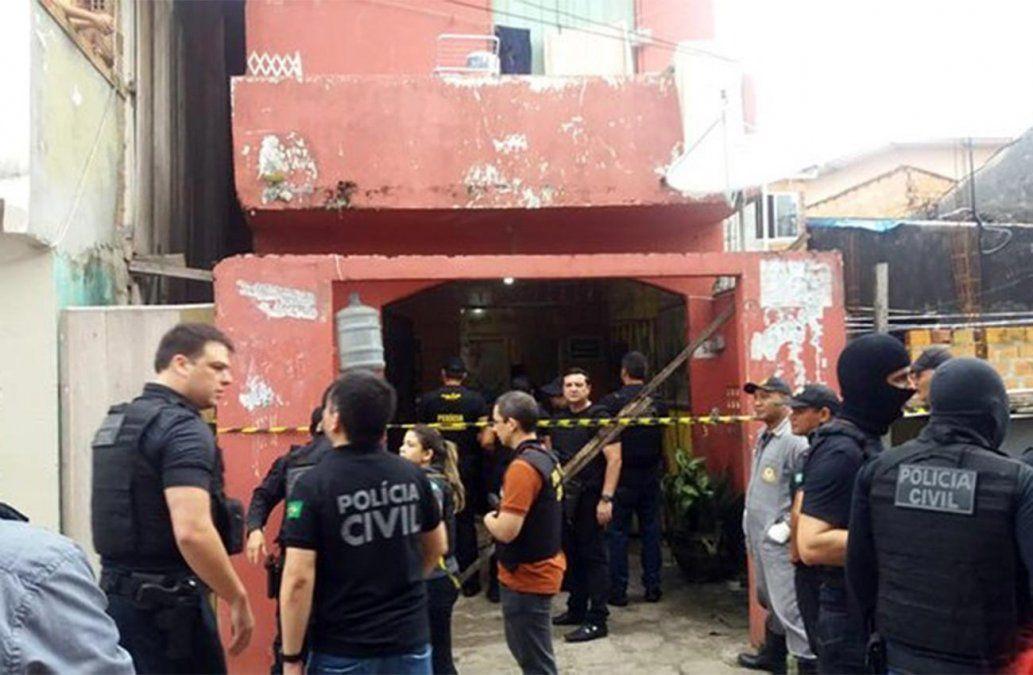 Encapuchados dispararon y mataron a 11 personas — Masacre en Brasil