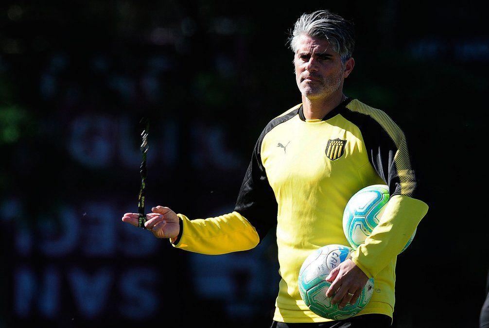 Diego Memo Lòpez volvió a ganar en lo local. El club quiere renovarle contrato por todo 2020.