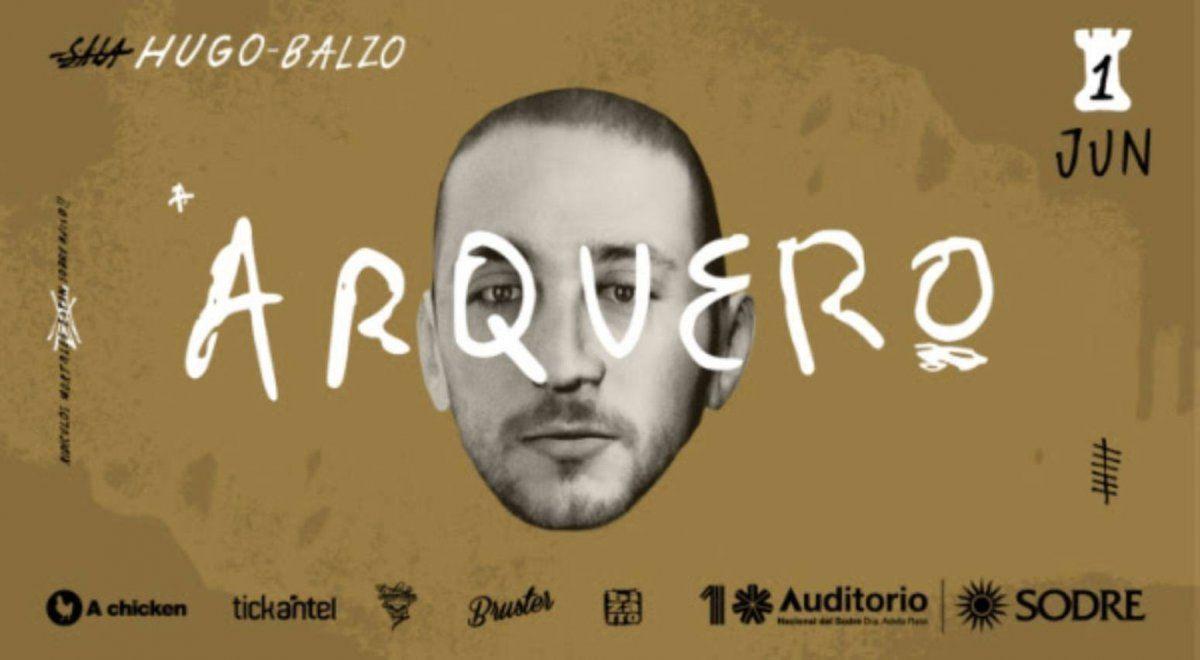 Arquero presenta Aguafiestas, su álbum debut