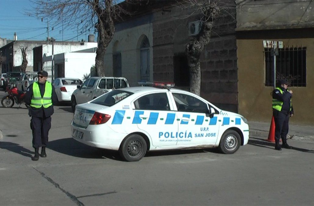 Foto: Policía de San José (archivo Subrayado).