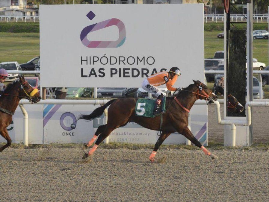 Bobby Q se adjudicó el Gran Premio Batalla de Las Piedras (URU-G3)
