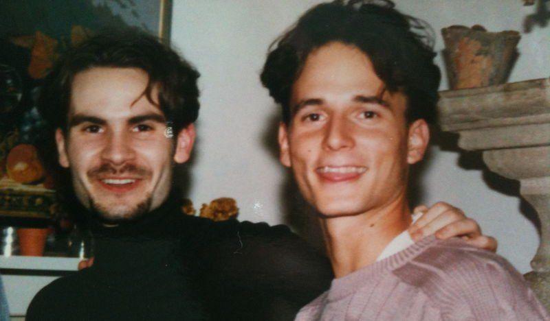 Vincent Lambert y su mejor amigo Gregory