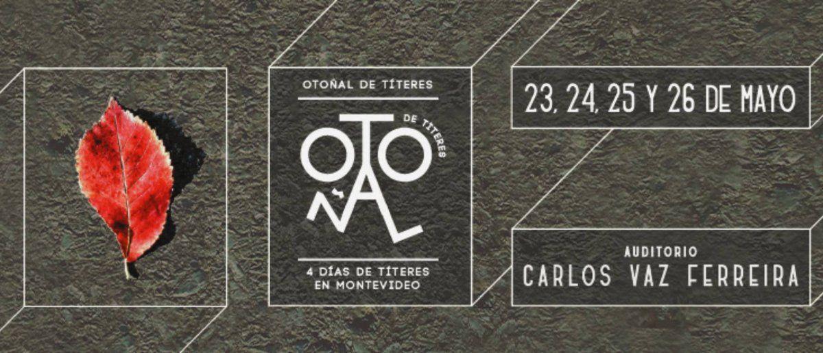 Otoñal de Títeres: 4 días de títeres en Montevideo