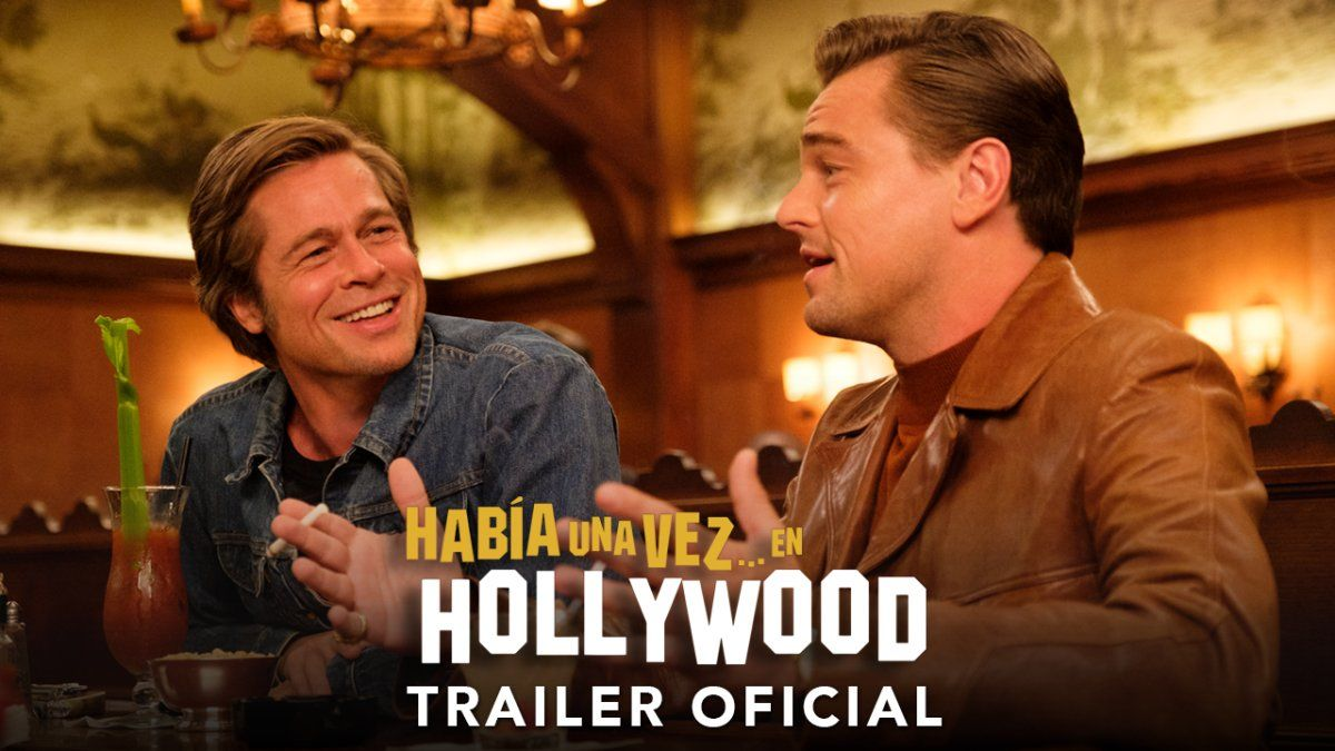 Lanzamiento del segundo tráiler de Había Una Vez en Hollywood
