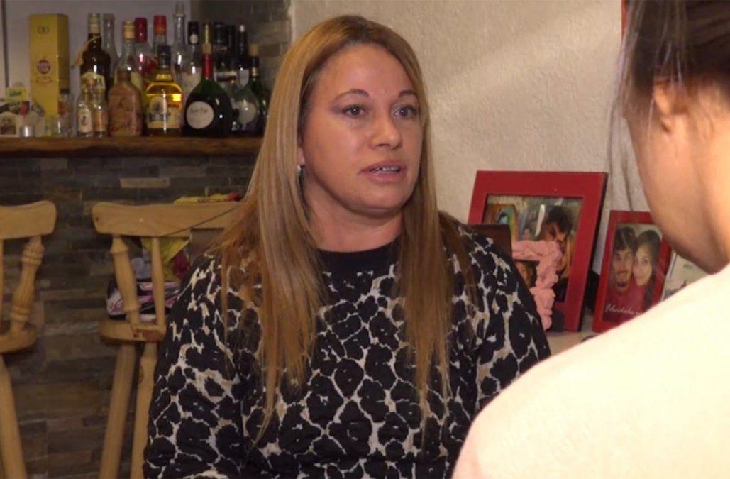 La madre de Camila Weissel reflexionó sobre la muerte del joven que asesinó a su hija