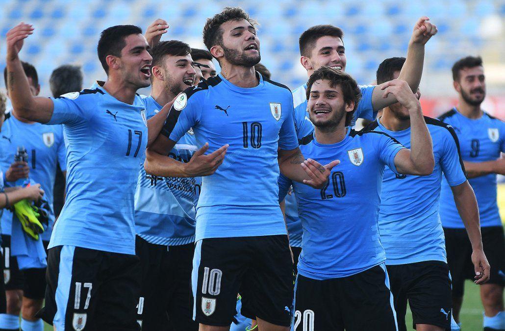 Este jueves comienza el Mundial Sub 20 y el viernes debuta Uruguay con Noruega