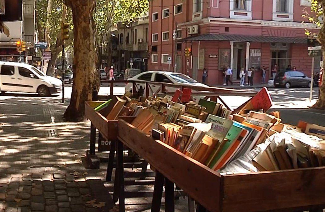 Tristán Narvaja se convertirá en peatonal cultural este viernes por la previa del Día del Libro