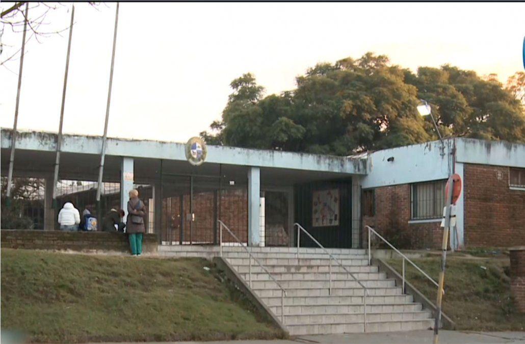 Escuela de La Teja fue robada tres veces en una semana