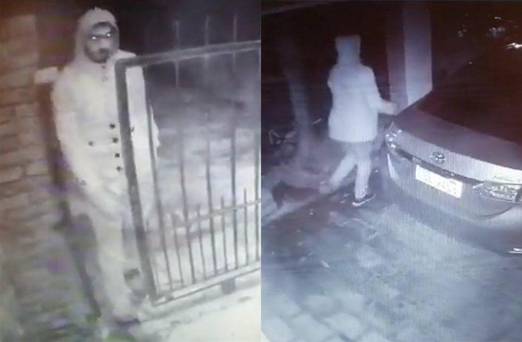 Vecinos alerta: volvió a atacar la banda de la azotea en la zona de Carrasco Norte