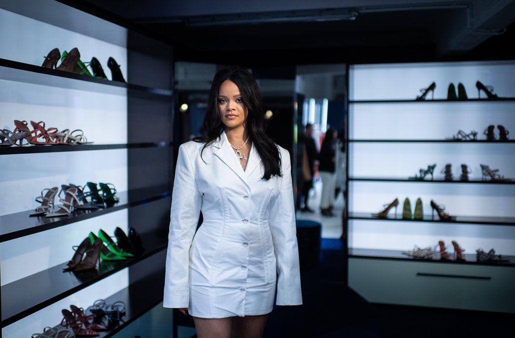 Rihanna quiere revolucionar la moda para mujeres sexis y empoderadas