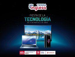 altText(La Fiesta de la Tecnología llega a Tienda Inglesa con televisores, informática y celulares)}
