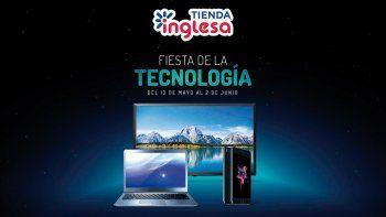 La Fiesta de la Tecnología llega a Tienda Inglesa con televisores, informática y celulares