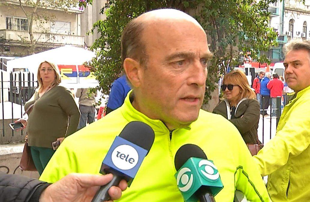 Martínez se solidarizó con Calloia y Lorenzo y consideró revisar la ley de abuso de funciones