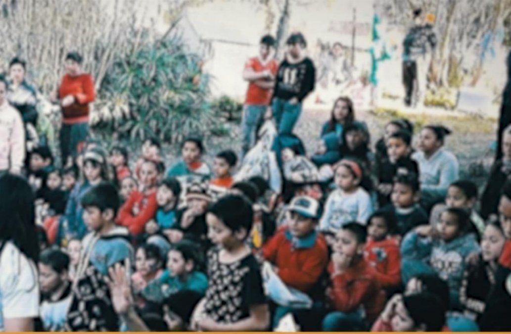 Proyecto Susana nace del sueño de ayudar a todos los niños del barrio