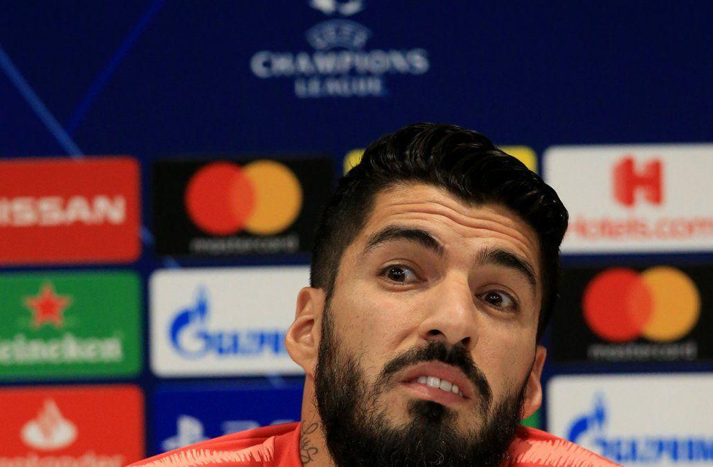 Suárez explica a los hinchas del Barcelona: me perdí la final en contra de mi voluntad
