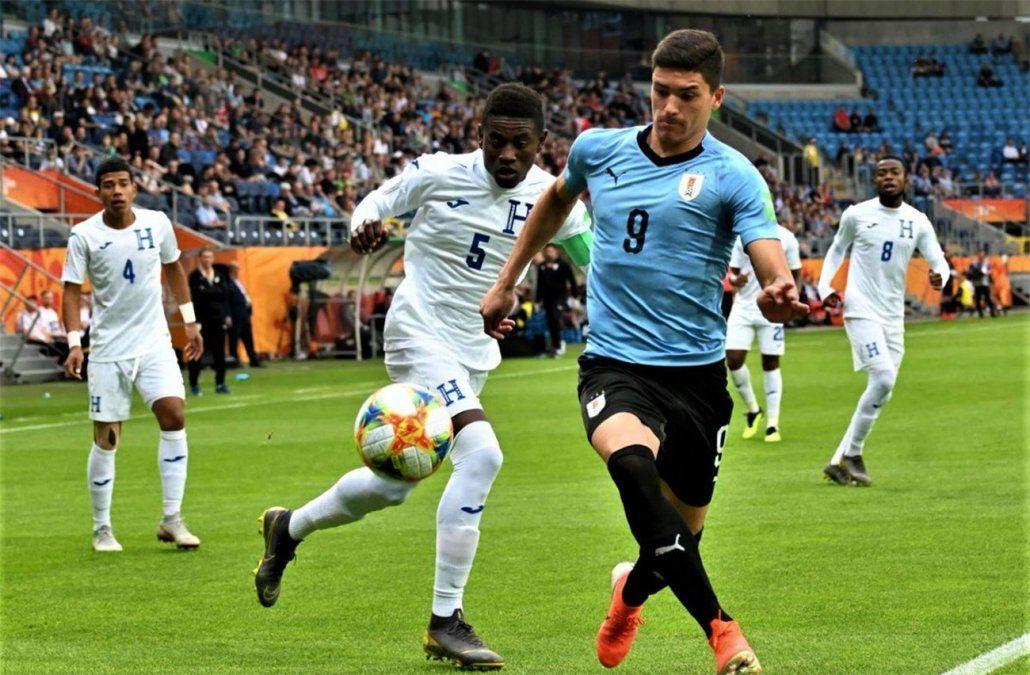 Foto: Selección Uruguaya en Twitter.
