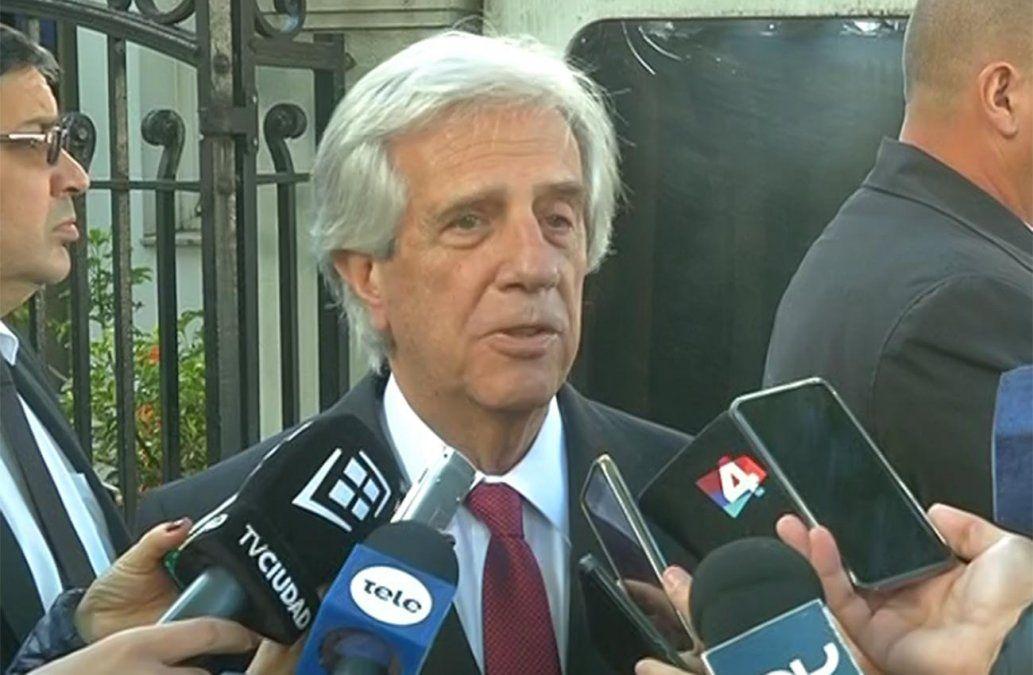 Vázquez sobre Calloia y Lorenzo: Tengo plena confianza que actuaron de buena fe