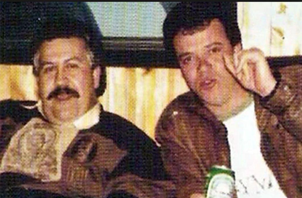 Popeye y Escobar en la noche de Medellín de los años 80