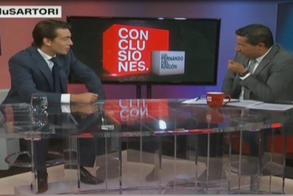 Sartori habló en la CNN de los 50.000 puestos de trabajo perdidos Uruguay