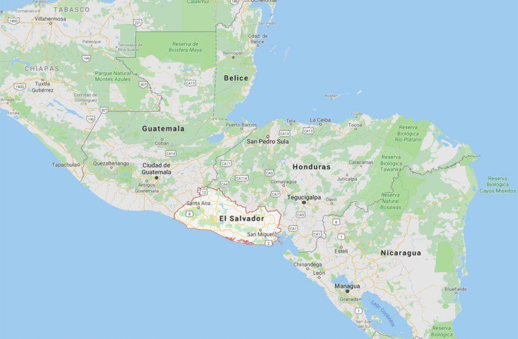 Alerta de tsunami en El Salvador tras terremoto de magnitud 6,6