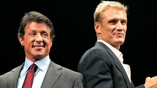 Stallone y Lungren