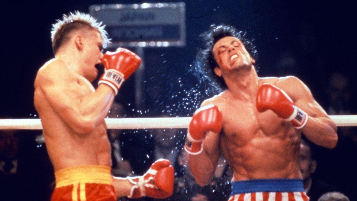 Sylvester Stallone estuvo al borde de la muerte por los golpes recibidos en Rocky IV