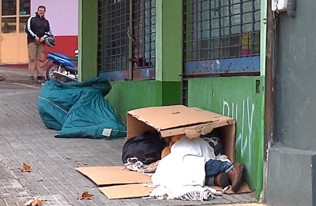 Aumenta 18% el número de personas en situación de calle: hay 2.038 en Montevideo