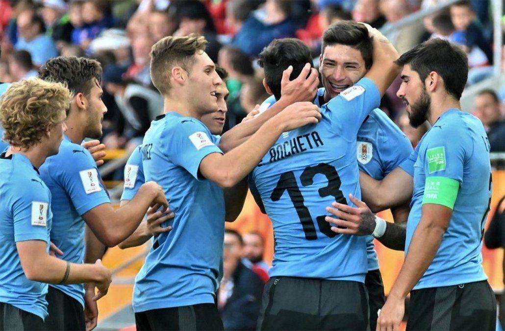 Foto: Selección Uruguaya en Twitter (@Uruguay)