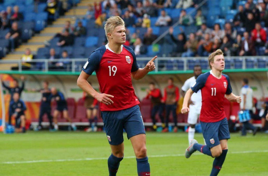 Foto: (Publicada por FIFA) Halan hizo 9 de los 12 goles.