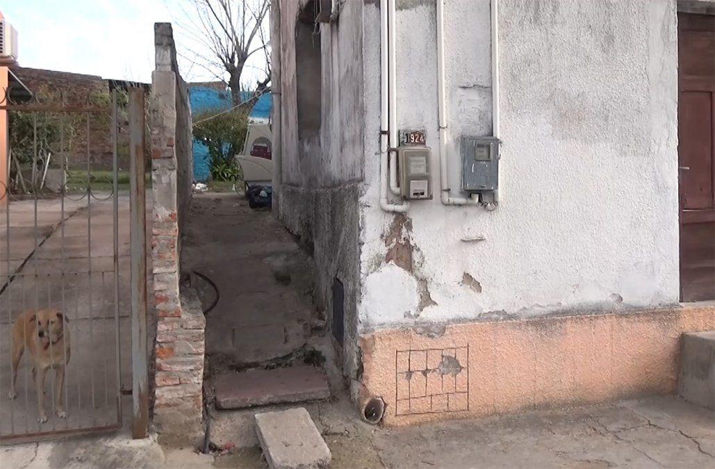 Delincuentes robaron en la casa de los padres de Lucas Torreira en Fray Bentos